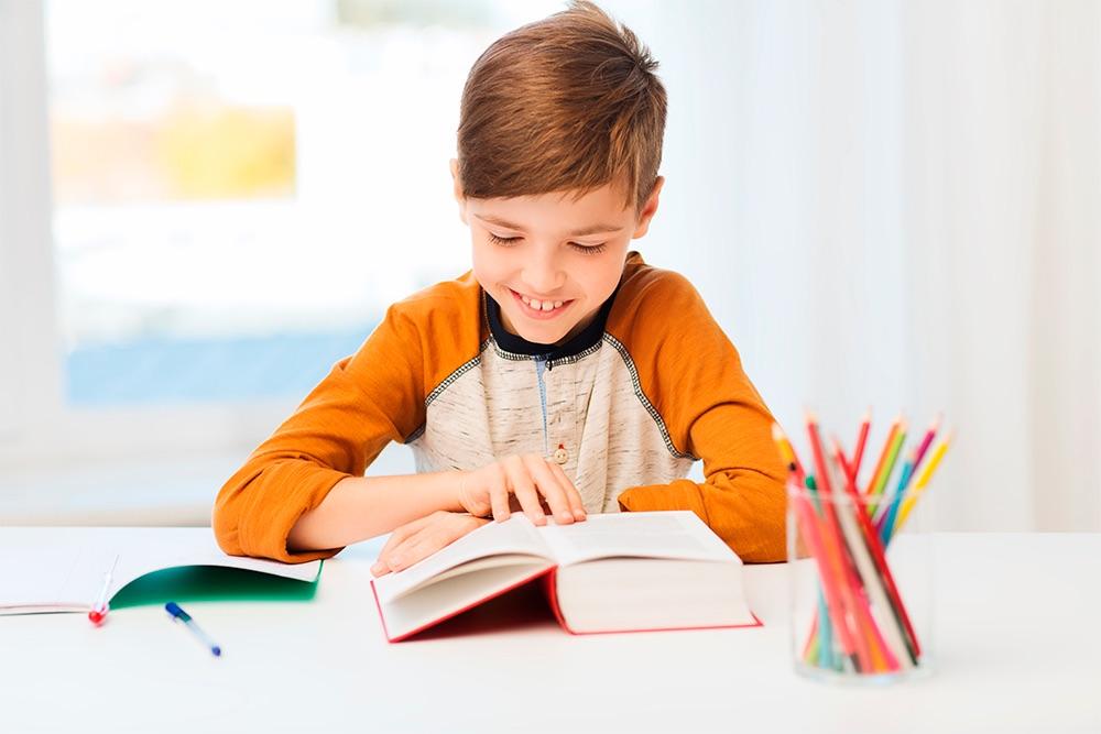 Academia para alumnos de primaria